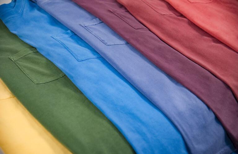 Next level garment dyed